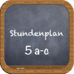 stundenplan 5 icon