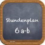 stundenplan 6 icon