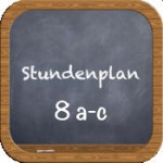 stundenplan 8 icon
