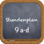 stundenplan 9 icon